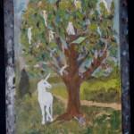 GIARDINO DEL TEMPO  cm 34 x 43