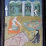 LA SCIMMIA cm 33 x 43