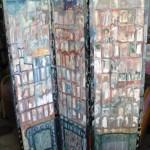 CITTA' INVISIBILI 2004 (lato b) cm 132x179